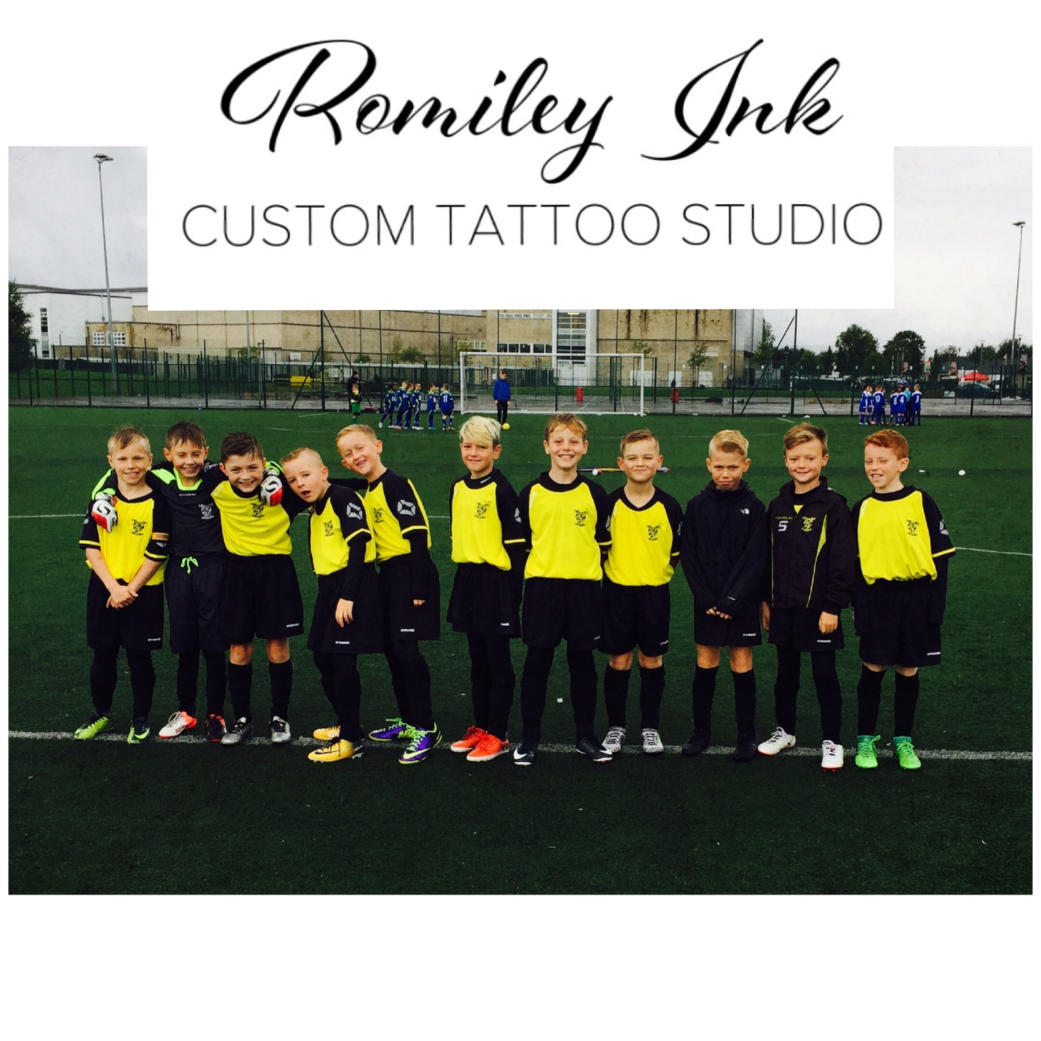 Romiley Ink