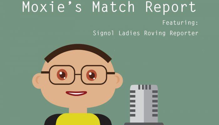 Signol Ladies Match Reporter
