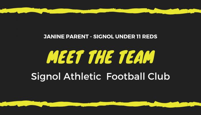 Meet the Team - janine Parent