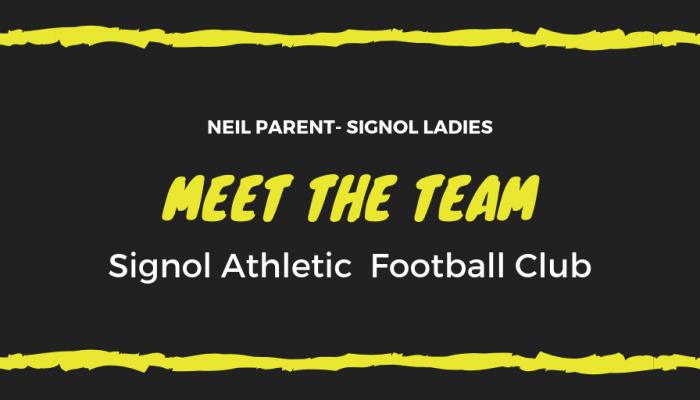 Meet the Team Neil - Parent