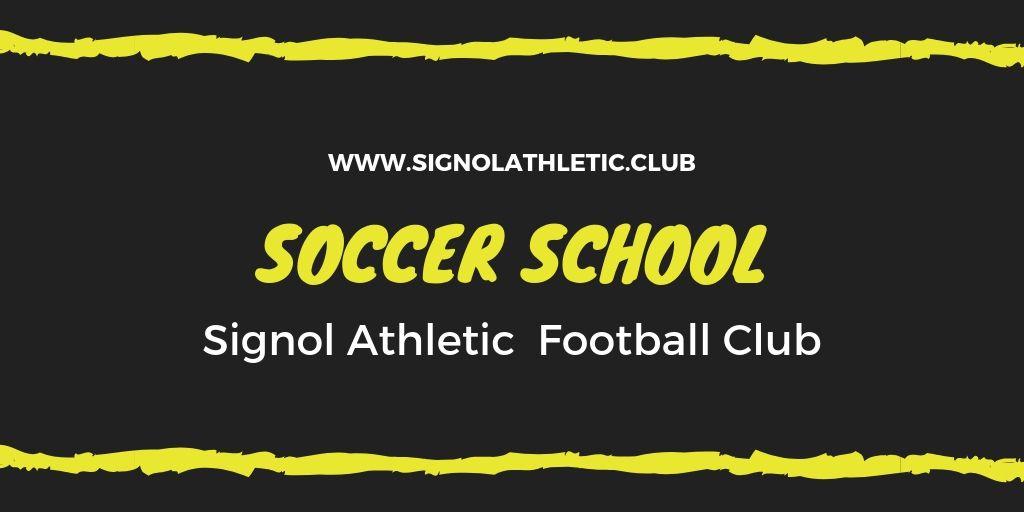 Signol Soccer School 2020 – 2021 Season