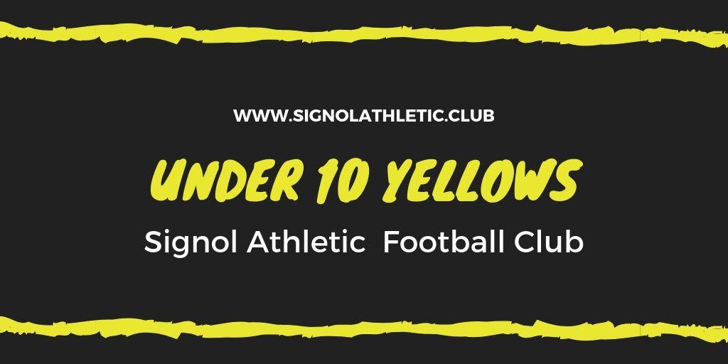 Signol Under 10 Yellows