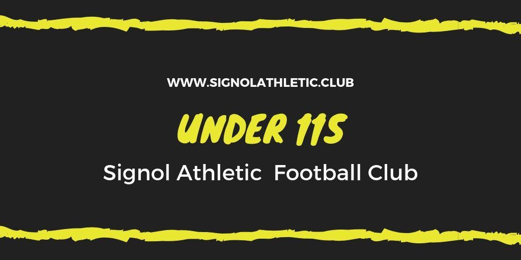 Signol Under 11s