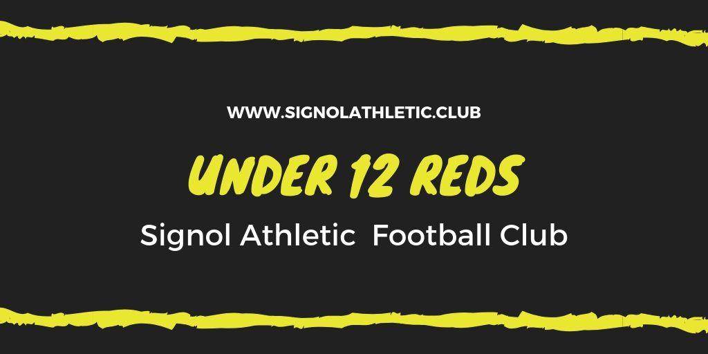 Under 12 Reds
