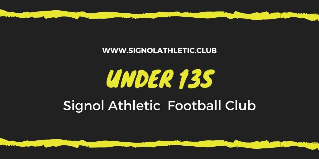 Signol Under 13s