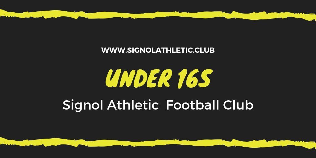 Signol Under 16s
