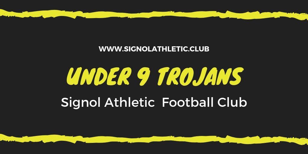 Signol Under 9 Trojans