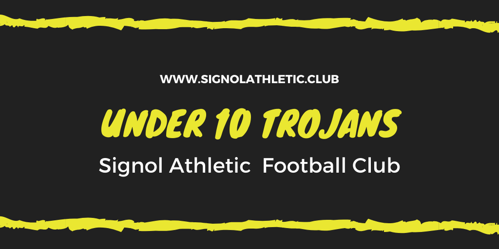 Under 10 Trojans 2020 – 2021 Season