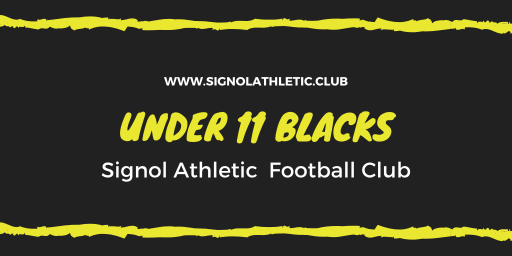 Under 11 Blacks 2020 – 2021 Season
