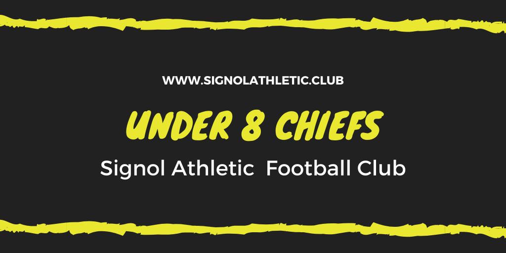 Under 8 Chiefs 2020 – 2021 Season