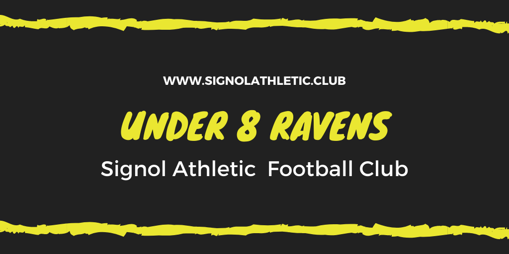 Under 8 Ravens 2020 – 2021 Season
